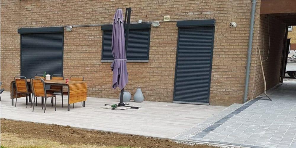 nouvelle terrasse